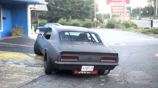 Download LS7 1967 Vengeance Streetfigher Camaro Preview Video