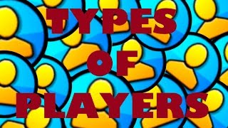 Download TYPES OF GEOMETRY DASH PLAYERS | Juniper Video