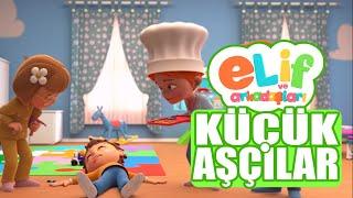Download Elif ve Arkadaşları - Küçük Aşçılar - TRT Çocuk Çizgi Film Video