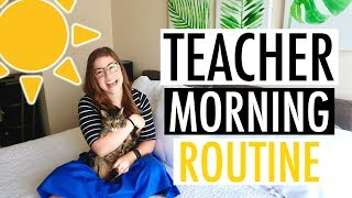 Download My Morning Routine as a Teacher Video