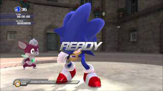 Download SONIC 20th Anniversary Edition: PS3 SONIC UNLEASHED Day Stages & Bosses Part 1 Video