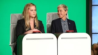 Download Amy Schumer Answers Ellen's Burning Questions Video