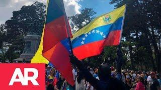 Download Venezolanos se reúnen en Costa Rica en el 20 aniversario de la ″revolución bolivariana″. Video