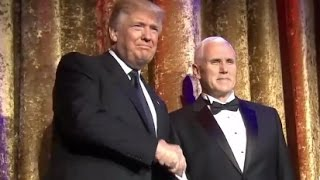 Download Trump Inauguration Kicks Off at Gala Video