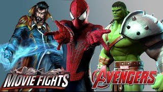 Download Avengers: Age of Ultron End Credits Scenes! - MOVIE FIGHTS! Video