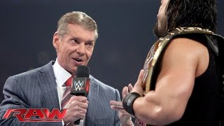 Download Mr. McMahon arrested: Raw, December 28, 2015 Video