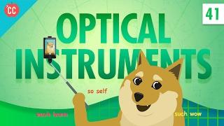 Download Optical Instruments: Crash Course Physics #41 Video