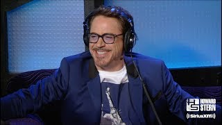 Download Robert Downey Jr. Discusses His Iron Man Legacy Video