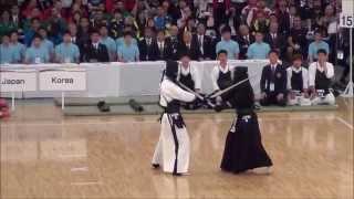 Download 第16回世界剣道 決勝 日本対韓国 Japan vs Korea [16th wkc final] Video
