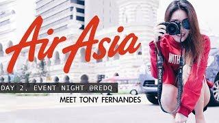 Download 受邀亞航回到吉隆坡的第二天出席晚會見總裁TONY | AirAsia Video
