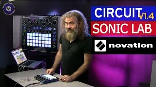 Download Sonic LAB Novation Circuit 1.4 Firmware Video