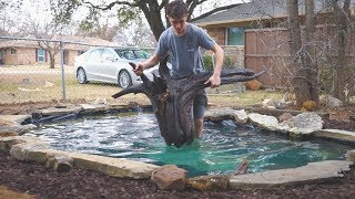 Download It Actually Worked! (My New POND) Video