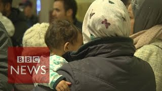 Download Sweden's dilemma over immigration - BBC News Video