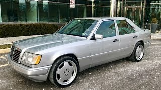 Download my favorite Mercedes w124 of all time Video