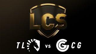 Download TL vs. CG - Week 2 Day 2 | LCS Spring Split | Team Liquid vs. Clutch Gaming (2019) Video