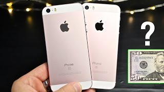 Download $50 iPhone SE Clone - How Bad Could It Be? Video