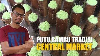 Download Putu Bambu Tradisi | Kue Putu Tradisi | Pasar Seni Central Market Kuala Lumpur | iCookAsia Video