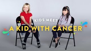 Download Kids Meet a Kid with Cancer | Kids Meet | HiHo Kids Video