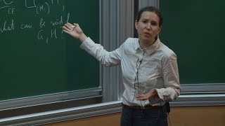 Download Ana Khukhro - Geometric rigidity of finite quotients of groups Video