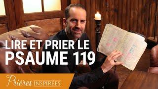 Download Psaume 119 : à prier au réveil, dès le matin ! - Jérémy Sourdril Video