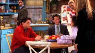 Download Friends The One With Rachel's Book - uncut scene Video