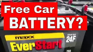 Download Don't Buy a Car Battery Until You Watch This - How a Car Battery Warranty Works Video