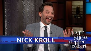 Download Nick Kroll Went To Burning Man And Was Really Into It Video