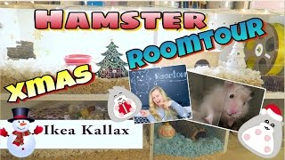 Download HAMSTER ROOMTOUR🐹Ikea DIY Gehege💖coole Mädchen Video