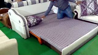 Download I STYLE SOFAS Mumbai review sofa Cum bed Video