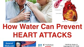 Download How Water Can Prevent HEART ATTACKS Video
