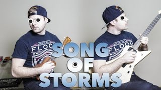 Download The Legend Of Zelda ″Song Of Storms″ (Ukulele/Metal Cover) Video