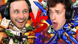 Download BASTION NEEDS A NERF | OVERWATCH One vs One Video