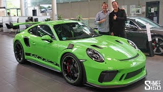 Download Collecting My Friend's New Porsche 911 GT3 RS! Video