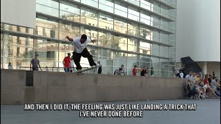 Download 2017 TRICK OF THE YEAR SWITCH BS TAILSLIDE AT MACBA: BEHIND THE TRICK Video