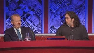Download Alastair Campbell v Ian Hislop | Have I Got News For You - Season 43 Episode 8 (2012 ) Video