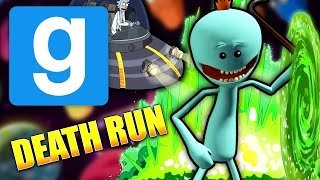 Download Gmod Deathrun - I'M MR MEESEEKS, LOOK AT ME!! (Gmod Funny Moments) Video