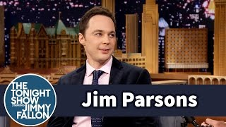 Download Jim Parsons Annoys Rihanna with Her Song Lyrics Video