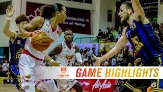 Download Saigon Heat vs. Kaohsiung Truth | Game Highlights | January 14, 2017 Video