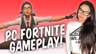 Download ⚪*New Port-a-Fortress Update!* // Brand New PC Player! // Fortnite Battle Royale // 750 Wins Video