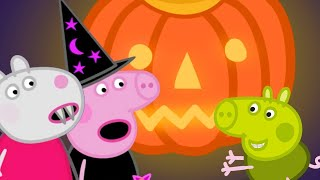 Download Halloween Party for Peppa Pig and Suzy Sheep 🎃 Peppa Pig Official Channel 🎃 Halloween Special Video
