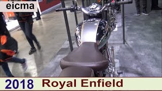 Download The Royal Enfield 2018 Motorcycles Video