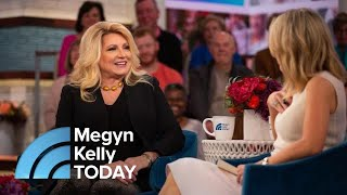 Download Radio Star Delilah Opens Up About Family And New Book | Megyn Kelly TODAY Video