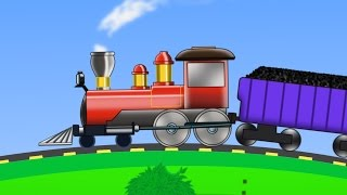 Download Train | Uses Of Train | kids videos | kids train | learn transports Video