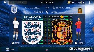 Download ดรีมลีกฟุตบอลยูโรนัดชิง อังกฤษ พบ สเปน Video