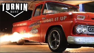 Download Light It Up | 1962 Chevy C10 Patina Shop Truck | Turnin Rust Episode 7 Video