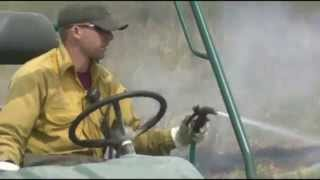 Download DNR set controlled fires in Warren County Video