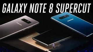 Download Samsung Galaxy Note 8 event in 8 minutes Video