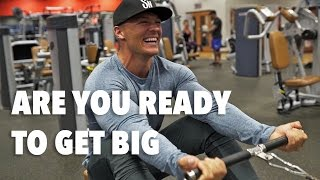 Download Are You Ready To Get BIG - Full Arm Workout Video