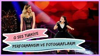 Download O Ses Türkiye performansım ve fotoğraflarım!- Beren Gökyıldız Video