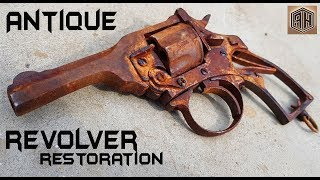 Download Vintage shooting weapon - Impressive Restoration Video